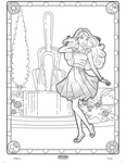 A Pot of Gold coloring page