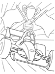 Car Box coloring page