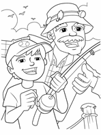 Mom You're Cool! coloring page