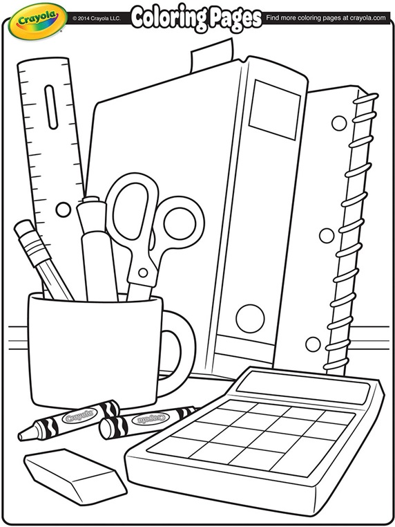 winter coloring pages crayola back - photo#28
