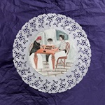 Doily Drawing Frame craft