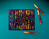 Molas Exploding with Color craft