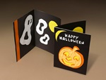 Eye-Popping Pumpkin Card craft