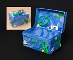 Ocean Keepsake Box craft