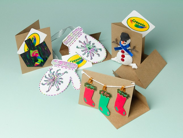 Snazzy Gift Card Holders craft