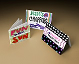 Mini-Journal Adventure Books craft