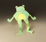 Hip-Hop Frog craft