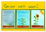 Get-Well-Soon Banner craft