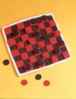 Chunky Checkers craft
