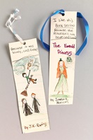 Favorite Story Bookmark craft