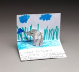 Elephant Pop-Up craft