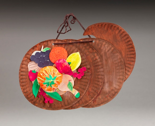 Bountiful Harvest Wall Hanging craft