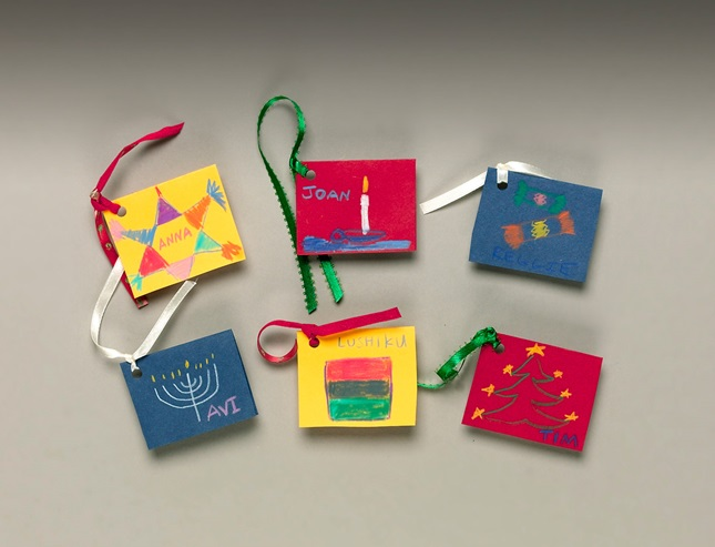 Gift-Giving Tags craft