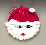 Santa Card Holder craft