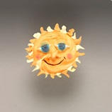 Sunny Faces craft