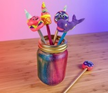 Uni-Creatures Pencil Toppers