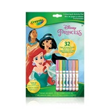 Disney Princess Colour and Activity Book