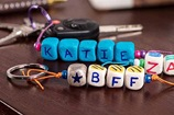 Name Keychains Craft