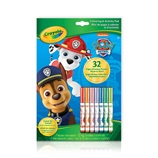Paw Patrol Colour & Activity Book