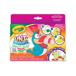 8 ct. Crayola Techno Brite Broad Line Washable Markers