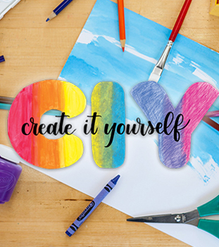Crayola CIY Create It Yourself