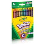 12 ct. Twistables Colored Pencils