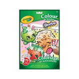 Shopkins Colour & Sticker Book