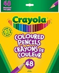 Coloured Pencils 48ct