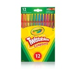 Twistables 12 ct Crayons