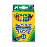 24 ct. Crayola Washable Crayons