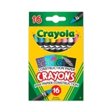 Construction Paper Crayons