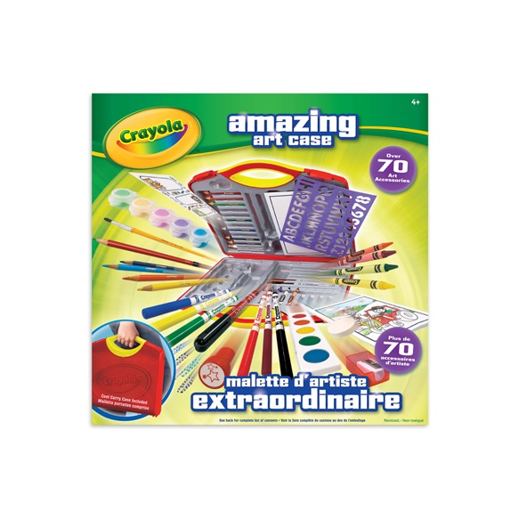 Ultimate Art Supplies Kit