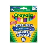 12 ct. Crayola Broad Line Washable Markers