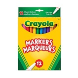 12 ct. Crayola Fine Line Washable Markers
