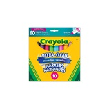 8 ct. Crayola Broad Line Washable Markers Tropical Colors