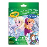 Frozen Mini Colouring Pages