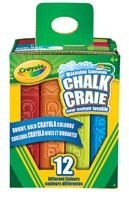 15 ct. Sidewalk Chalk Carton