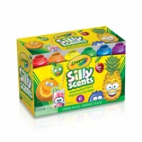 6 Silly Scents Washable Kids Paint