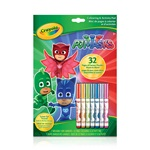 colour activity pj masks