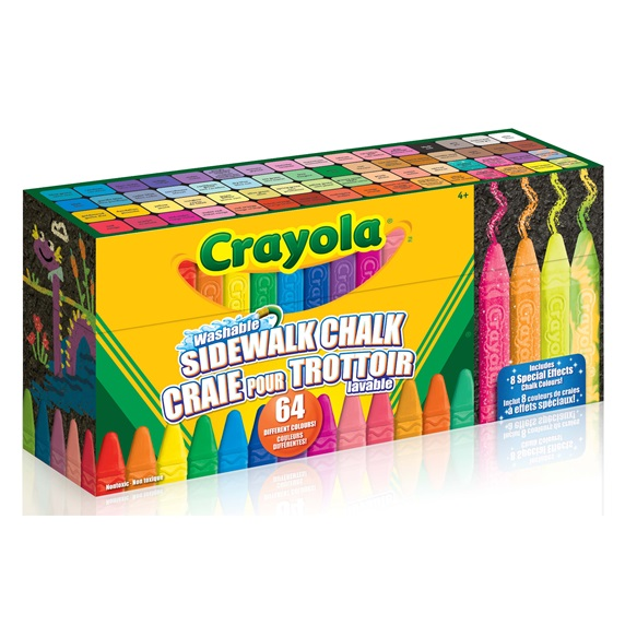chalk 64 collection