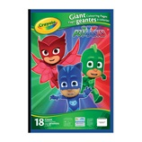 PJ Masks Giant Colouring Pages