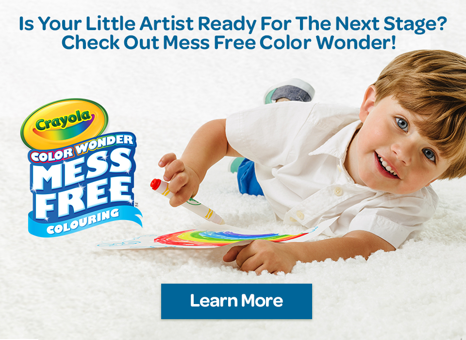 Color Wonder Mess Free Colouring
