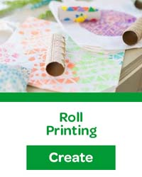 Roll printing craft