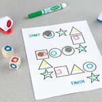 shape board game craft