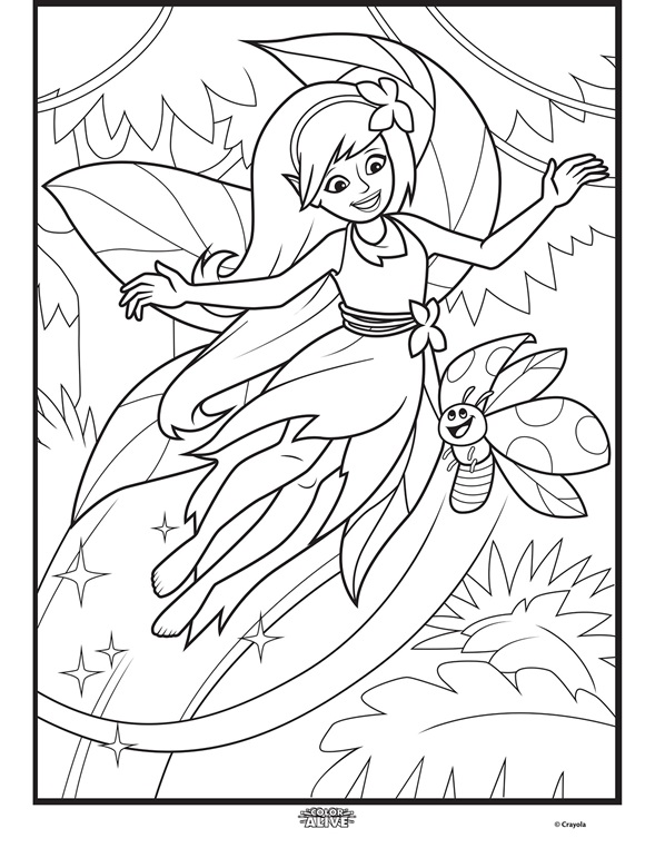 Crayola Coloring Pages Colouring Pages  Crayola.ca