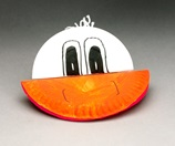 Bill, the Big-Mouthed Duck craft