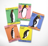 Penguin Fact Card