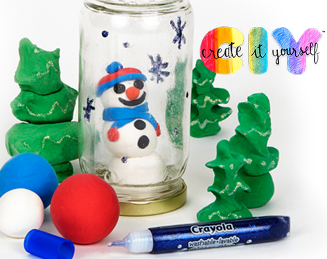 snowglobe craft