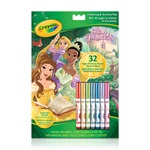 Disney Princess Colour & Activity Book