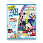 Mickey Mouse Color Wonder Book